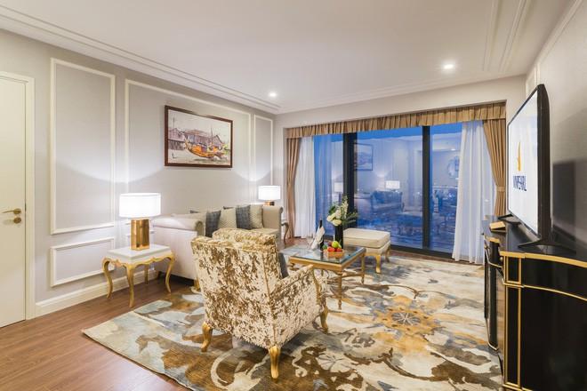 Vinpearl Hotel Imperia Hải Phòng: Nơi phái đoàn Triều Tiên được tiếp đón có gì đặc biệt? - Ảnh 11.