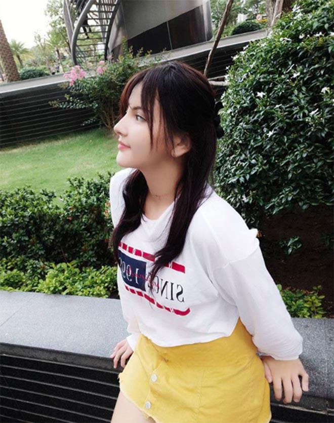 Bất ngờ với nhan sắc hiện tại của em gái ruột, cao 1m72 của Hoa hậu Trần Thị Quỳnh  - Ảnh 5.
