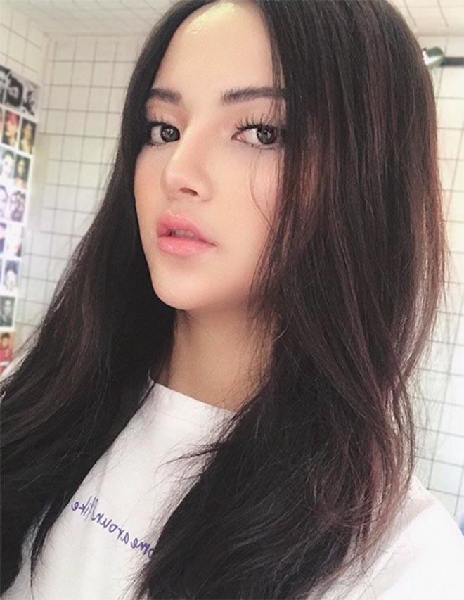 Bất ngờ với nhan sắc hiện tại của em gái ruột, cao 1m72 của Hoa hậu Trần Thị Quỳnh  - Ảnh 7.