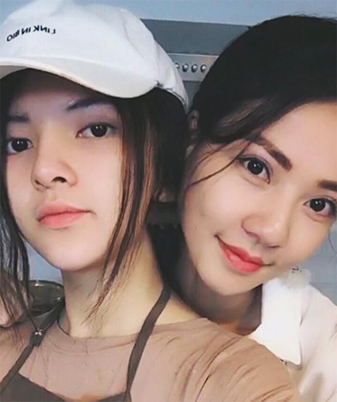 Bất ngờ với nhan sắc hiện tại của em gái ruột, cao 1m72 của Hoa hậu Trần Thị Quỳnh  - Ảnh 3.