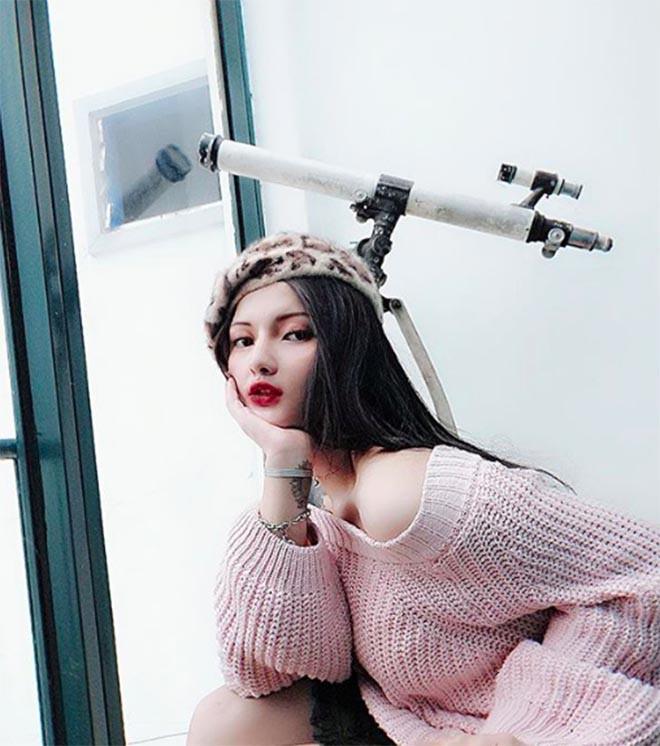 Bất ngờ với nhan sắc hiện tại của em gái ruột, cao 1m72 của Hoa hậu Trần Thị Quỳnh  - Ảnh 6.