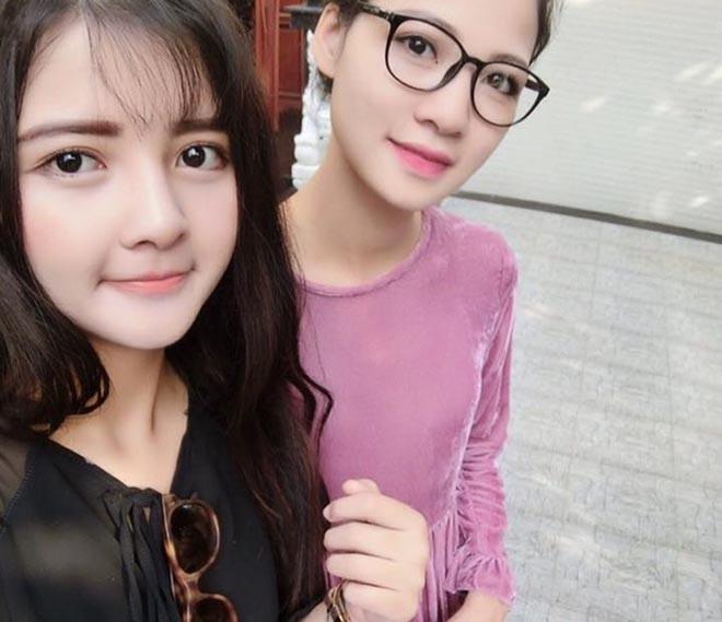 Bất ngờ với nhan sắc hiện tại của em gái ruột, cao 1m72 của Hoa hậu Trần Thị Quỳnh  - Ảnh 1.