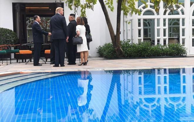Hai bóng hồng luôn sát cánh cùng hai ông Trump-Kim: Không chỉ xinh đẹp mà còn đặc biệt tài hoa - Ảnh 4.