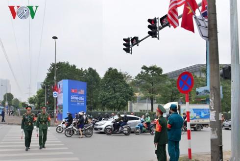 Bộ Tư lệnh Thủ đô bảo đảm an toàn tuyệt đối Hội nghị Thượng đỉnh Mỹ-Triều - Ảnh 1.