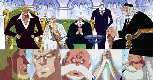 One Piece: Lý do thật sự khiến Ngũ Lão Tinh phải quỳ gối trước Im-Sama? - Ảnh 4.
