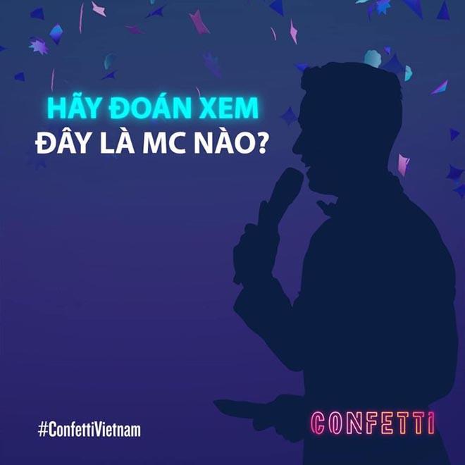 """""""Confetti Vietnam"""" bất ngờ thông báo có MC mới sau khi Sam bị chê bai - Ảnh 2."""