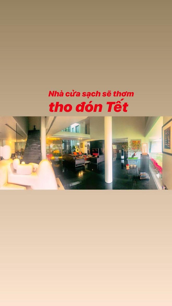 Khoe dăm ba cái ảnh dọn nhà ăn Tết thôi mà ai cũng loá mắt về độ sang chảnh của rich kid Việt - Ảnh 2.