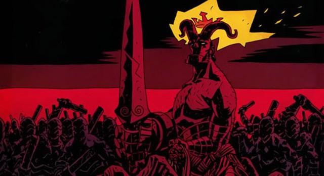 Hellboy và 2 bảo vật quyền lực phi phàm giúp Quỷ Đỏ trở nên mạnh khủng khiếp - Ảnh 1.