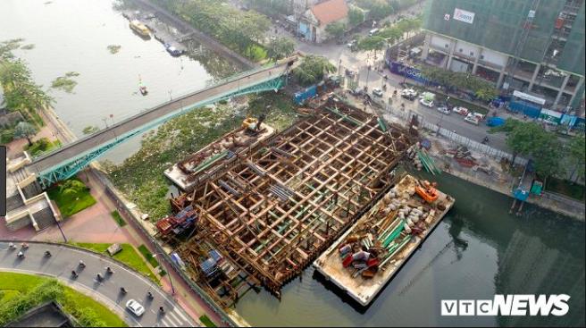 Những lần dự án chống ngập 10.000 tỷ đồng 'mắc cạn' và cam kết của TP.HCM trong năm 2019 - Ảnh 1.