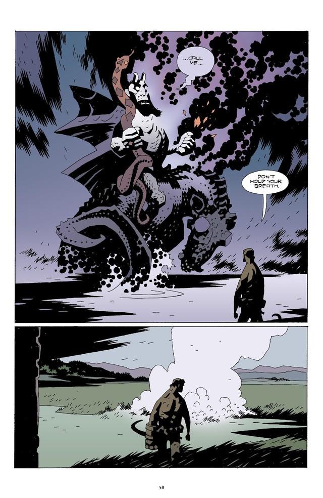 Hellboy và 2 bảo vật quyền lực phi phàm giúp Quỷ Đỏ trở nên mạnh khủng khiếp - Ảnh 3.