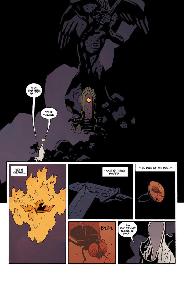 Hellboy và 2 bảo vật quyền lực phi phàm giúp Quỷ Đỏ trở nên mạnh khủng khiếp - Ảnh 4.