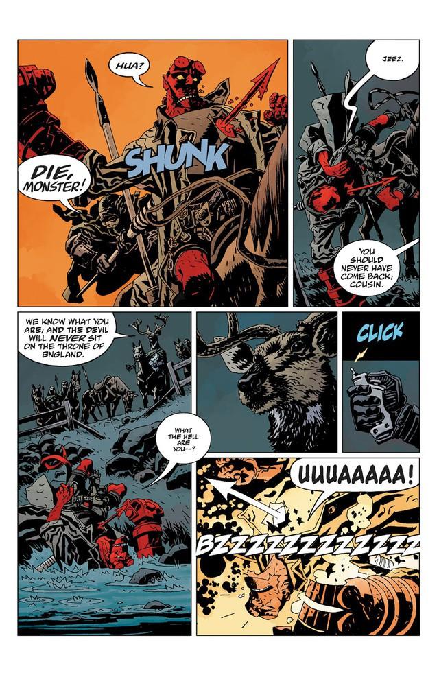 Hellboy và 2 bảo vật quyền lực phi phàm giúp Quỷ Đỏ trở nên mạnh khủng khiếp - Ảnh 6.