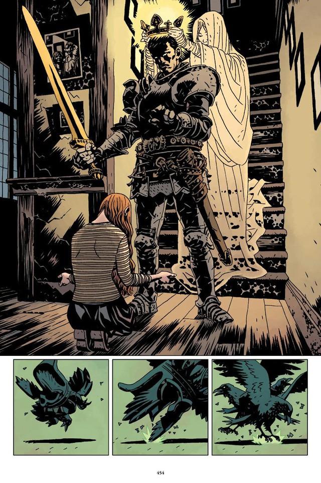 Hellboy và 2 bảo vật quyền lực phi phàm giúp Quỷ Đỏ trở nên mạnh khủng khiếp - Ảnh 8.