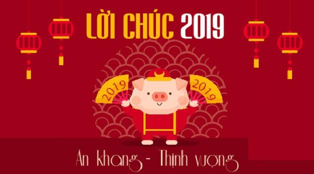 Lời chúc năm mới Tết Kỷ Hợi 2019 hài hước, độc nhất vô nhị - Ảnh 1.