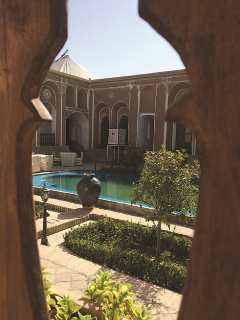 Lạc vào miền cổ tích Ba Tư - Ảnh 1.