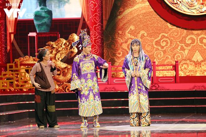 Bắc Đẩu xưng Qua, Ngọc Hoàng đi bão, dàn hot girl nóng bỏng xuất hiện tại Táo Quân 2019 - Ảnh 7.