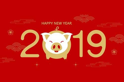 Rụng tim với những tin nhắn chúc mừng năm mới 2019 bá đạo và cực chất - Ảnh 1.