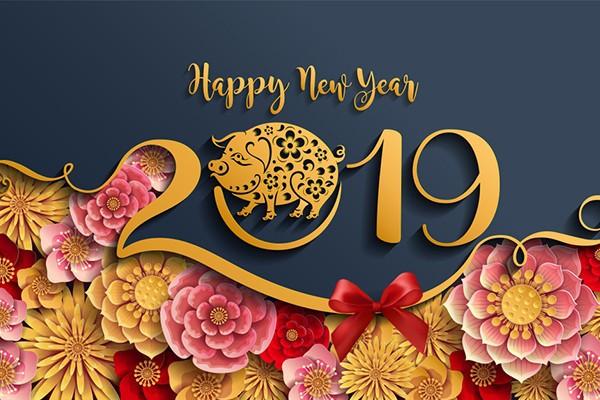 Tin nhắn chúc mừng năm mới 2019 cho người yêu lãng mạn nhất - Ảnh 1.