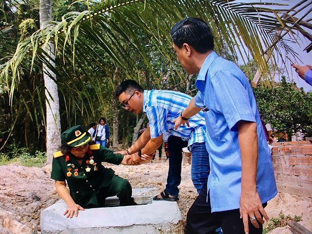 Xúc động ngày giỗ các chiến sỹ Biệt động Sài Gòn - Ảnh 2.