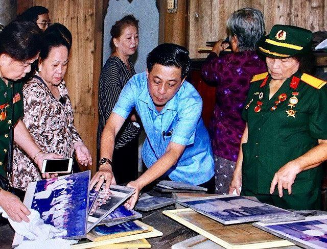 Xúc động ngày giỗ các chiến sỹ Biệt động Sài Gòn - Ảnh 4.