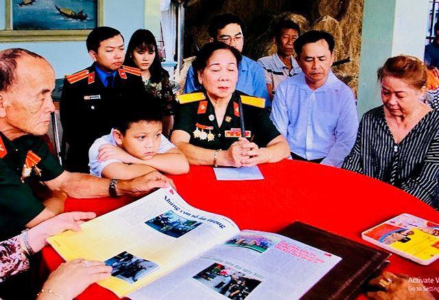 Xúc động ngày giỗ các chiến sỹ Biệt động Sài Gòn - Ảnh 5.