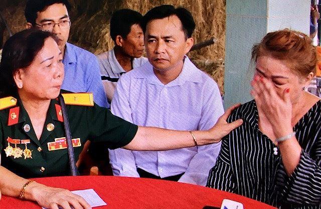 Xúc động ngày giỗ các chiến sỹ Biệt động Sài Gòn - Ảnh 7.