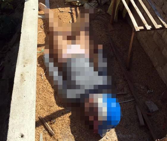 Lời khai của gã đàn ông có 3 tiền án sát hại cô gái đi giao gà cho mẹ chiều 30 Tết - Ảnh 2.