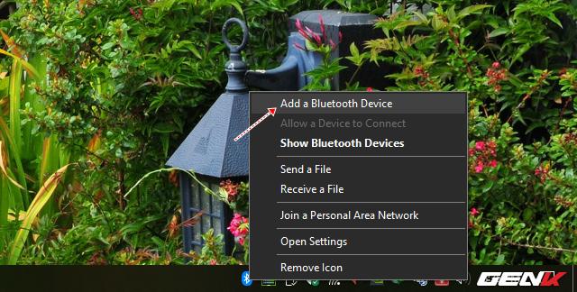 Toàn tập về cách sử dụng Bluetooth để kết nối điện thoại với máy tính chạy Windows 10 - Ảnh 3.