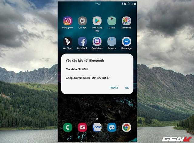 Toàn tập về cách sử dụng Bluetooth để kết nối điện thoại với máy tính chạy Windows 10 - Ảnh 8.