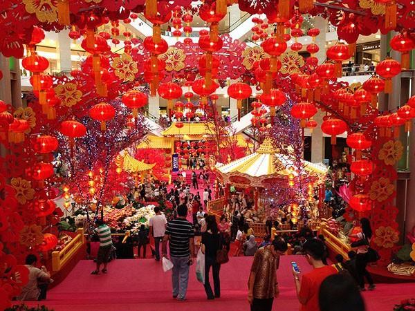 Đón Tết cổ truyền ở các nước Châu Á: Có nơi xem pháo hoa vào mùng 2, chỗ thì phải trả nợ trước năm mới - Ảnh 3.