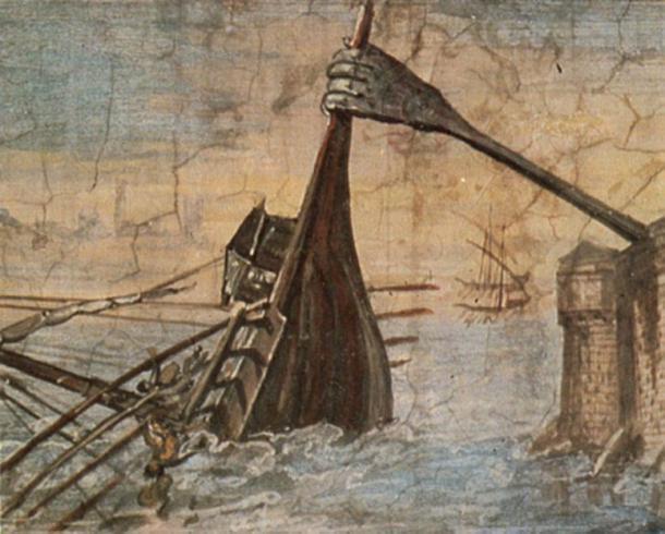 Những vũ khí quái dị ít được biết đến thời Trung cổ - Ảnh 7.