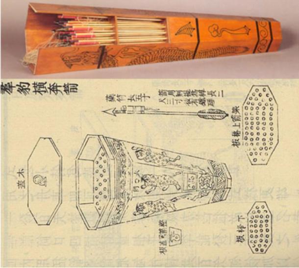 Những vũ khí quái dị ít được biết đến thời Trung cổ - Ảnh 8.