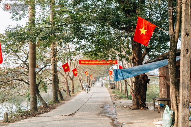 Về thăm ngôi làng ở Hà Nội ăn cả tấn thịt chó vào mùng 4 Tết hàng năm: Không ép bất cứ ai nếu họ không muốn ăn - Ảnh 9.