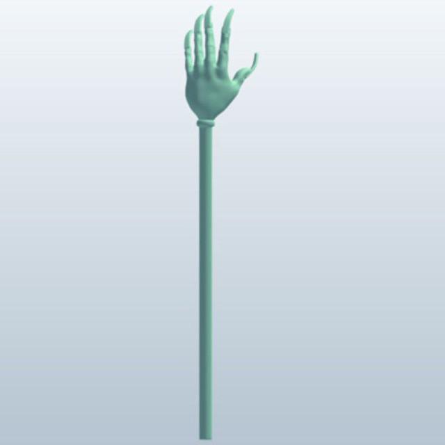 Những vũ khí quái dị ít được biết đến thời Trung cổ - Ảnh 10.