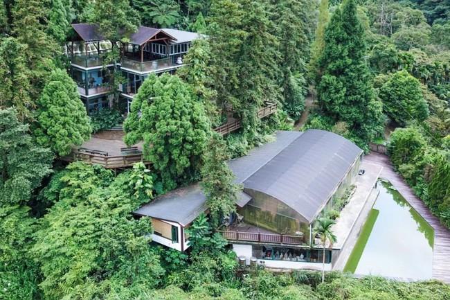 Vị giáo sư độc thân sở hữu ngôi nhà kính trong thung lũng 12.000m² với cuộc sống khó ai tin được - Ảnh 3.