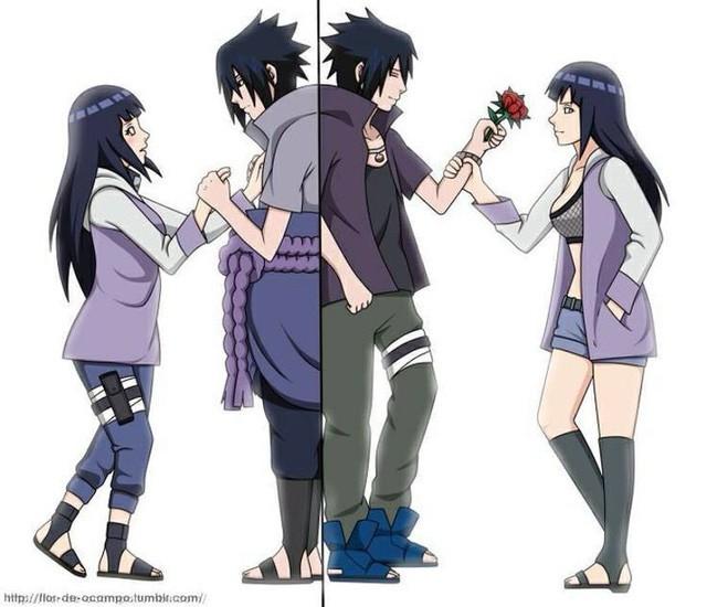Naruto: Nếu 2 gia tộc sở hữu đồng thuật mạnh nhất là Sharingan và Byakugan kết hợp với nhau thì sẽ thế nào? - Ảnh 10.