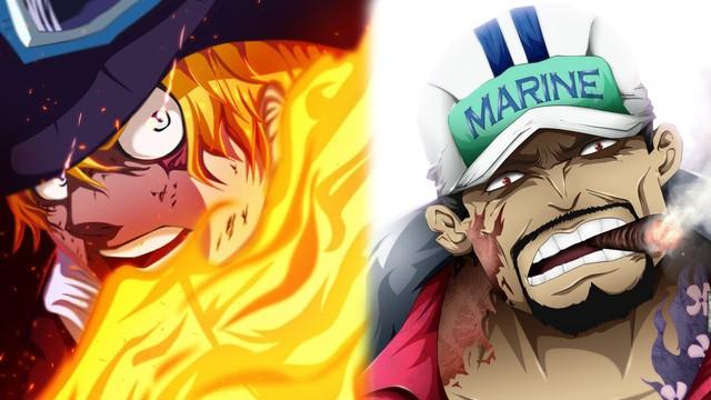 One Piece: 4 nhân vật cực mạnh sẽ hỗ trợ Luffy đánh bại Thủy sư đô đốc Akainu trả thù cho Ace? - Ảnh 1.