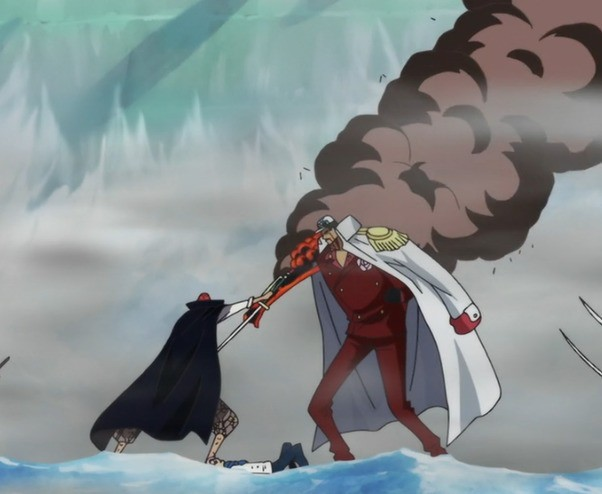 One Piece: 4 nhân vật cực mạnh sẽ hỗ trợ Luffy đánh bại Thủy sư đô đốc Akainu trả thù cho Ace? - Ảnh 2.