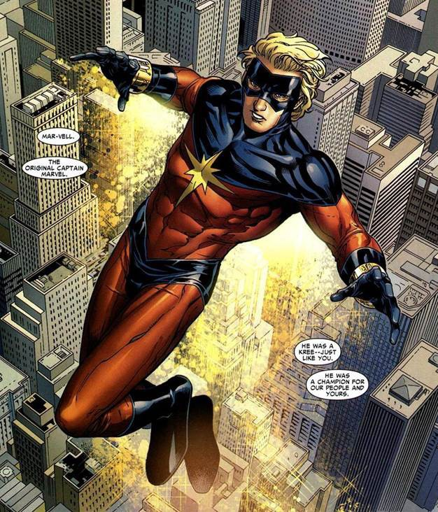 Bỏ túi ngay những điều cần biết về Captain Marvel - Siêu anh hùng mạnh nhất MCU hiện nay - Ảnh 1.