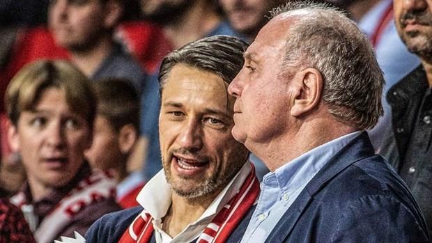 Hoeness: Bayern sẵn sàng trắng tay để chia tay Ro-Ri trong tôn trọng - Ảnh 2.