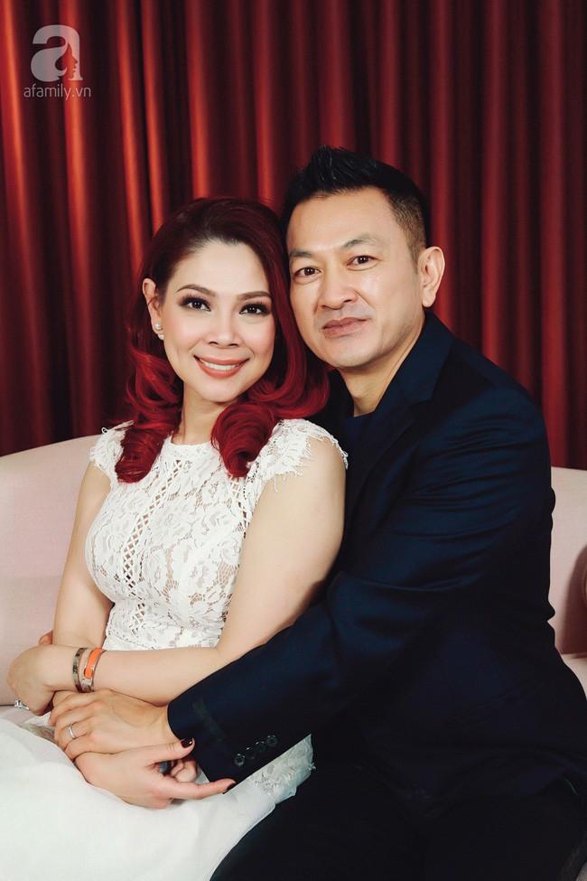 Bị chê đã hết thời, Thanh Thảo được chồng đại gia Việt Kiều động viên thế này! - Ảnh 2.