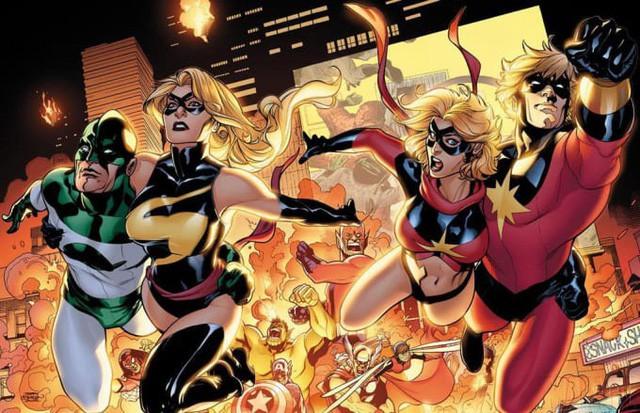 Bỏ túi ngay những điều cần biết về Captain Marvel - Siêu anh hùng mạnh nhất MCU hiện nay - Ảnh 3.