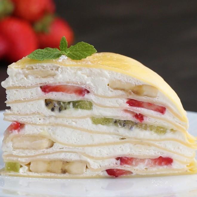 Giờ mới để ý, hóa ra người Nhật Bản thích cho trái cây tươi vào các loại bánh ngọt như thế này - Ảnh 7.