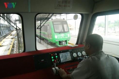37 lái tàu tuyến Cát Linh - Hà Đông được đào tạo, sát hạch thế nào? - Ảnh 1.