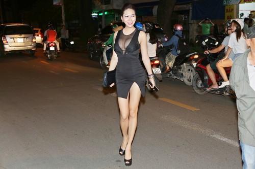 Phi Thanh Vân thanh minh về thân hình xập xệ - Ảnh 1.