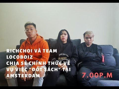 Phẫn nộ vụ nhóm rapper Việt đốt sách vở của học sinh trường Amsterdam Hà Nội để quay MV - Ảnh 3.