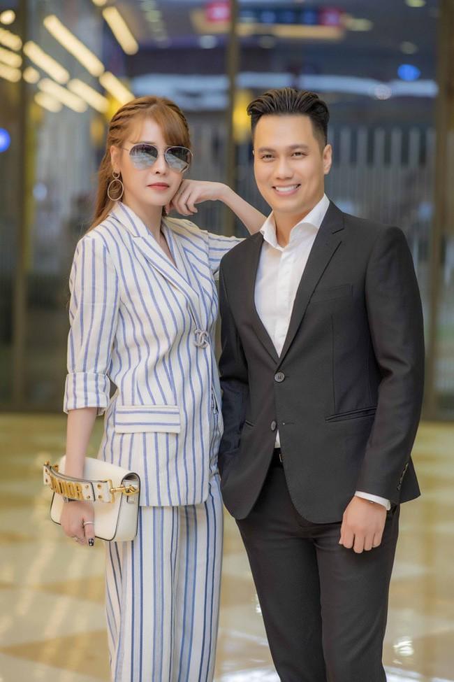 Đường tình trắc trở của diễn viên Việt Anh: Hai người vợ trái ngược tính cách và những nghi vấn tình ái với mỹ nhân showbiz Việt - Ảnh 7.