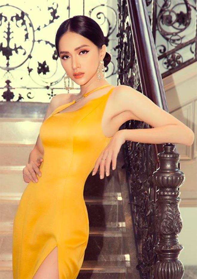 Hương Giang tung ảnh khoe lưng trần quyến rũ - Ảnh 8.