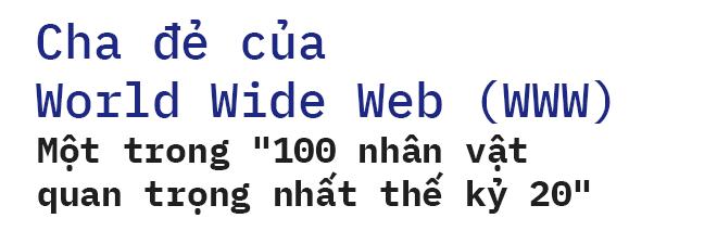 Google kỷ niệm 30 năm World Wide Web ra đời: Cha đẻ của nó được phong tước Hiệp sĩ là ai? - Ảnh 1.