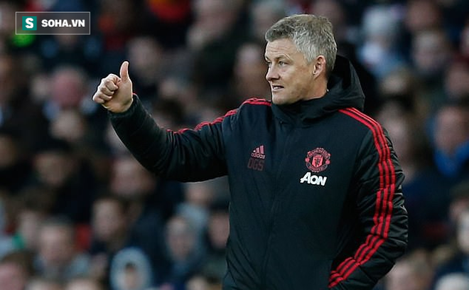 Man United ấn định thời điểm ký hợp đồng chính thức với Solskjaer - Ảnh 1.